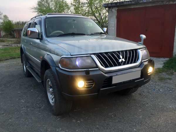 Mitsubishi Challenger, 2000 год, 600 000 руб.