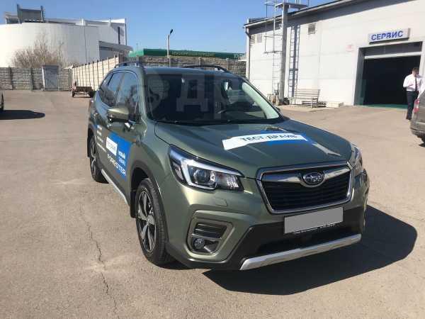 Subaru Forester, 2018 год, 2 470 000 руб.