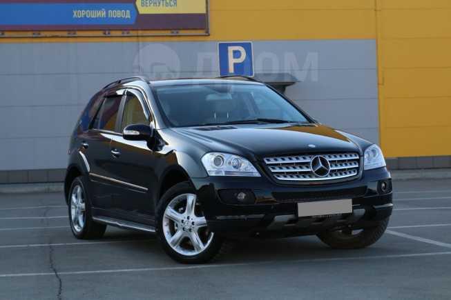 Mercedes-Benz M-Class, 2007 год, 658 000 руб.