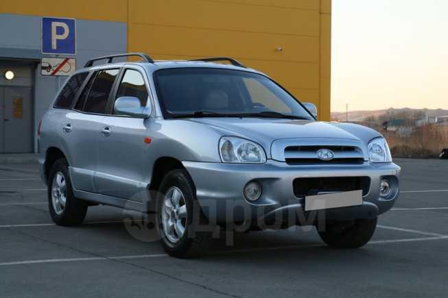 Hyundai Santa Fe Classic, 2007 год, 398 000 руб.