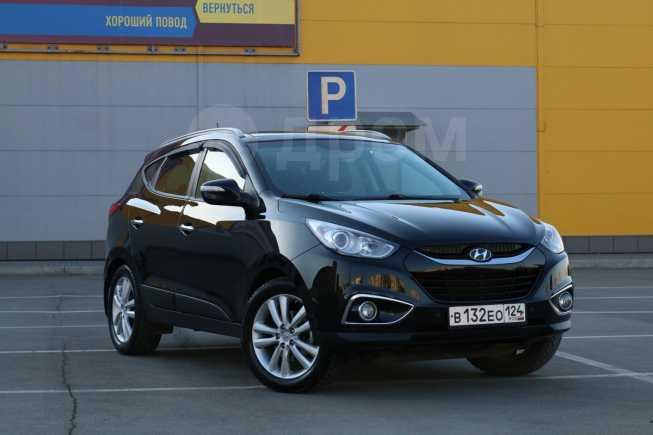 Hyundai ix35, 2011 год, 858 000 руб.