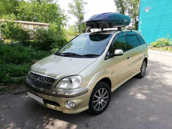 Toyota Nadia, 2002 год, 525 000 руб.