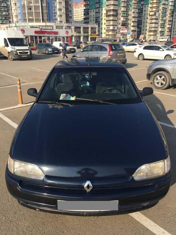 Renault Safrane, 1993 год, 130 000 руб.