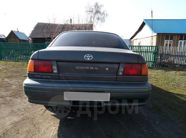 Toyota Corsa, 1992 год, 89 000 руб.