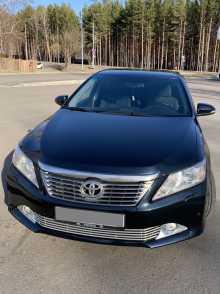 Красноярск Toyota Camry 2014