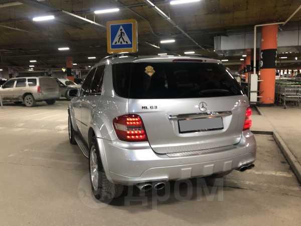 Mercedes-Benz M-Class, 2007 год, 999 000 руб.