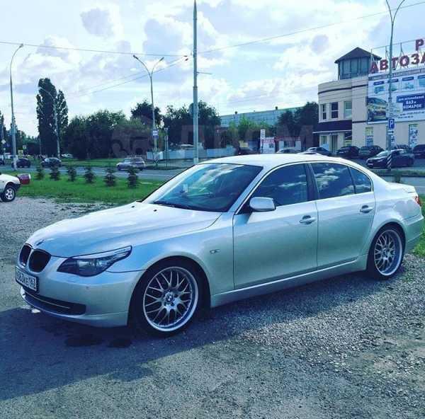 BMW 5-Series, 2008 год, 490 000 руб.