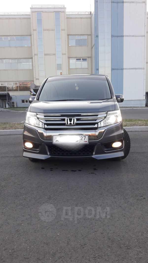 Honda Stepwgn, 2013 год, 999 999 руб.