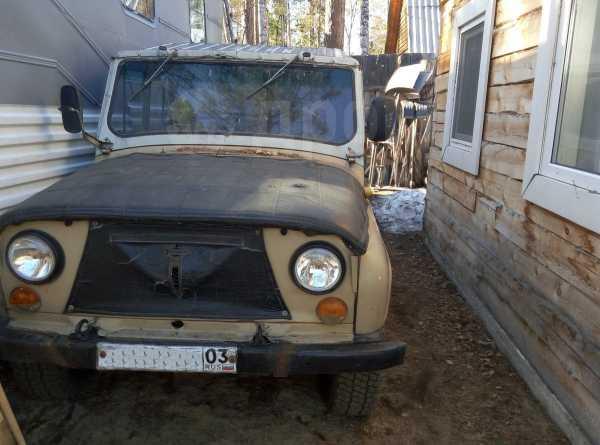УАЗ 469, 1992 год, 150 000 руб.