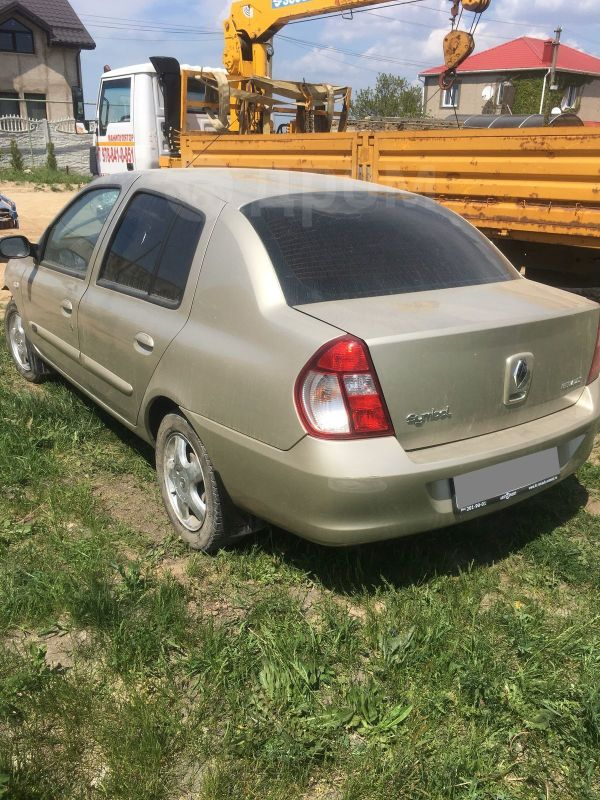 Renault Symbol, 2007 год, 260 000 руб.