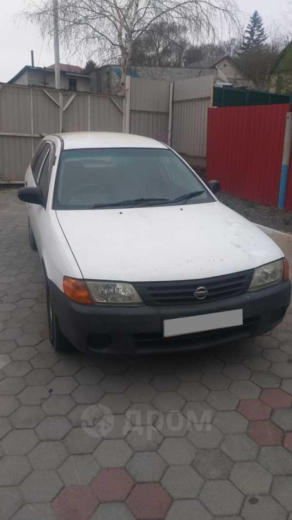 Nissan AD, 2004 год, 225 000 руб.