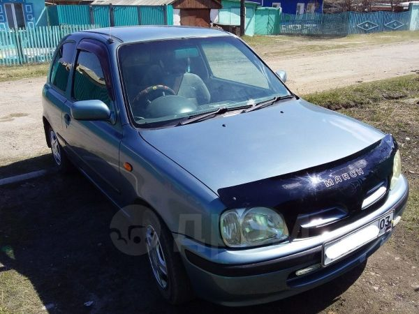 Nissan March, 2000 год, 150 000 руб.