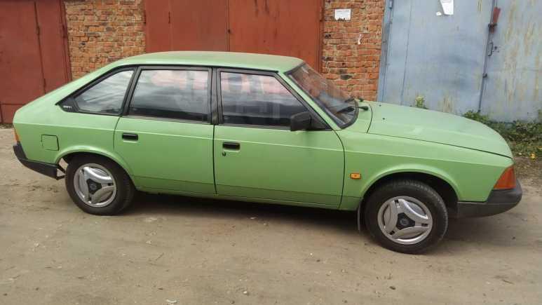 Москвич 2141, 1993 год, 100 000 руб.