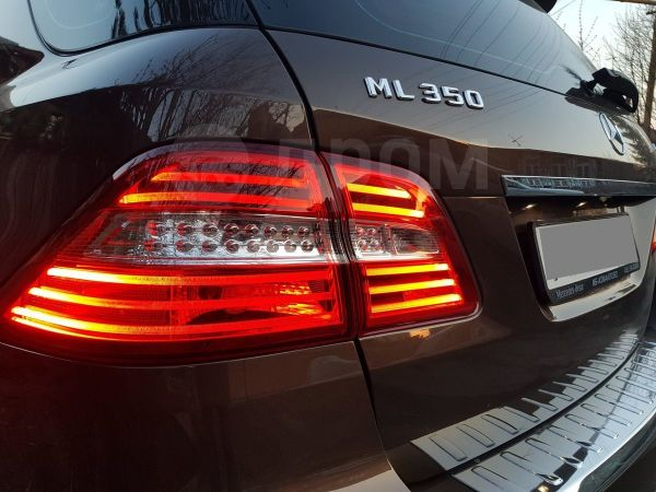 Mercedes-Benz M-Class, 2013 год, 1 960 000 руб.