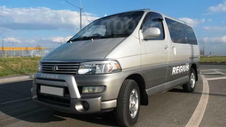 Toyota Hiace Regius, 1997 год, 570 000 руб.