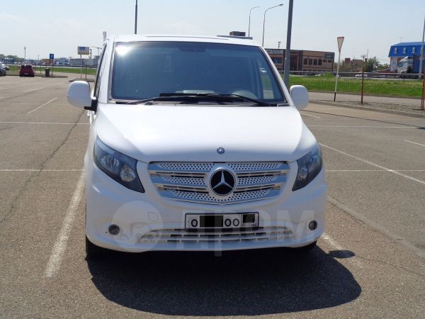 Mercedes-Benz Vito, 2015 год, 1 190 000 руб.