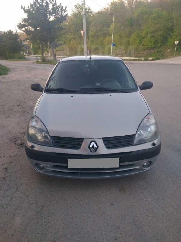 Renault Symbol, 2004 год, 210 000 руб.
