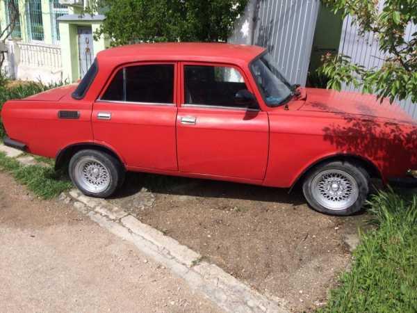Москвич 2140, 1988 год, 40 000 руб.