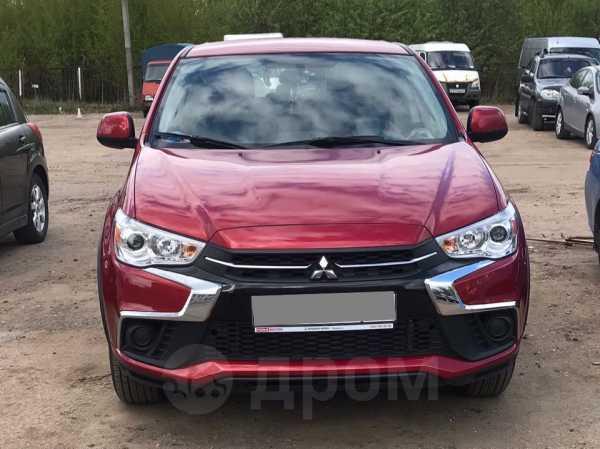 Mitsubishi ASX, 2018 год, 1 050 000 руб.