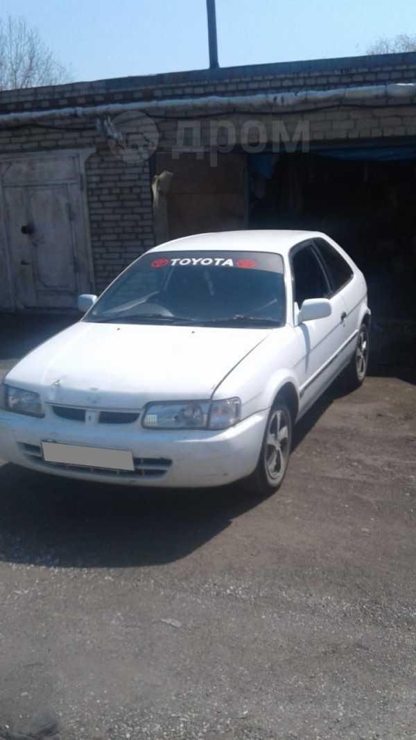 Toyota Corsa, 1999 год, 110 000 руб.