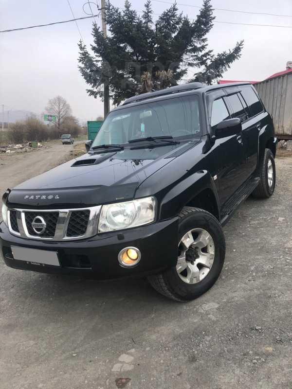 Nissan Patrol, 2006 год, 870 000 руб.