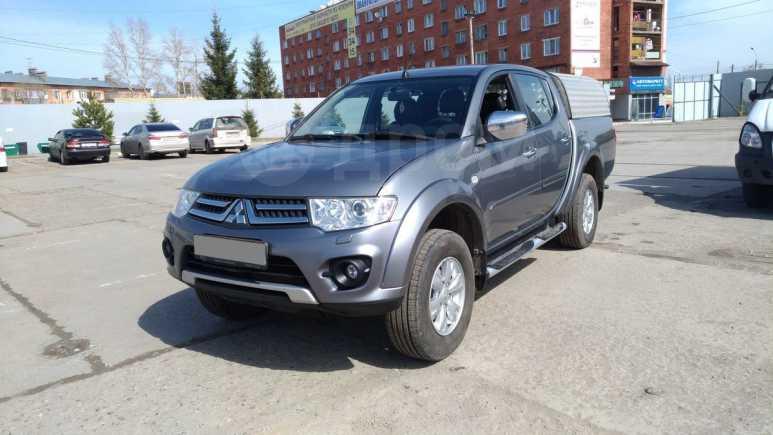 Mitsubishi L200, 2014 год, 1 190 000 руб.