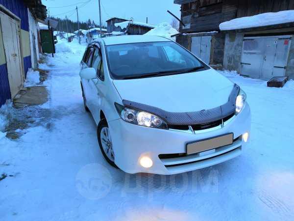 Toyota Wish, 2009 год, 710 000 руб.