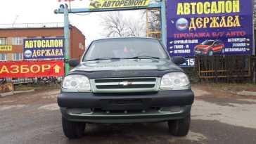 Уфа Niva 2007