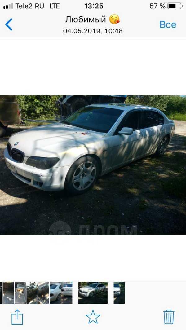 BMW 7-Series, 2005 год, 600 000 руб.