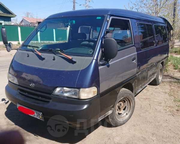 Hyundai Grace, 1995 год, 135 000 руб.