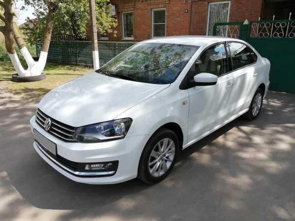 Volkswagen Polo, 2015 год, 555 000 руб.