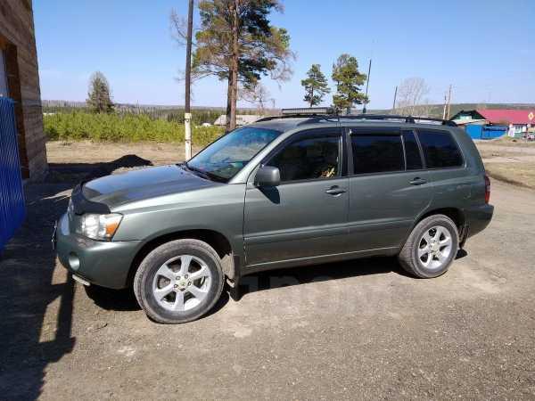 Toyota Highlander, 2005 год, 555 000 руб.