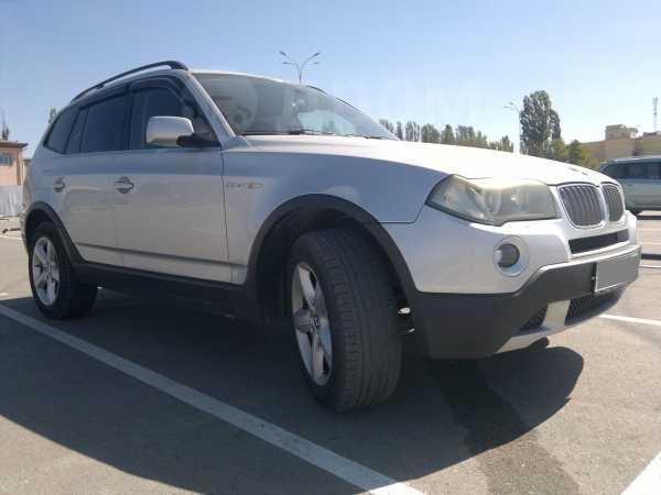 BMW X3, 2007 год, 569 000 руб.