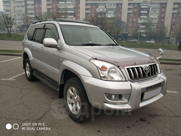 Toyota Land Cruiser Prado, 2003 год, 1 099 000 руб.