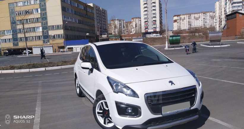 Peugeot 3008, 2014 год, 590 000 руб.