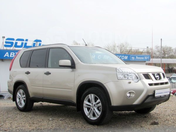 Nissan X-Trail, 2011 год, 764 900 руб.