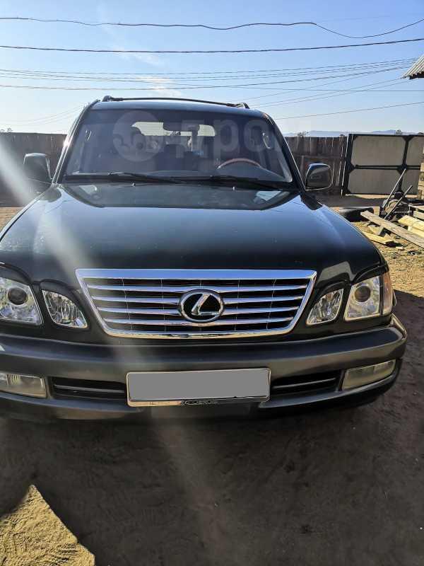 Lexus LX470, 2000 год, 850 000 руб.