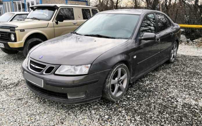Saab 9-3, 2007 год, 220 000 руб.