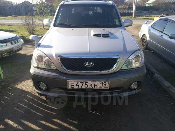 Hyundai Terracan, 2002 год, 450 000 руб.