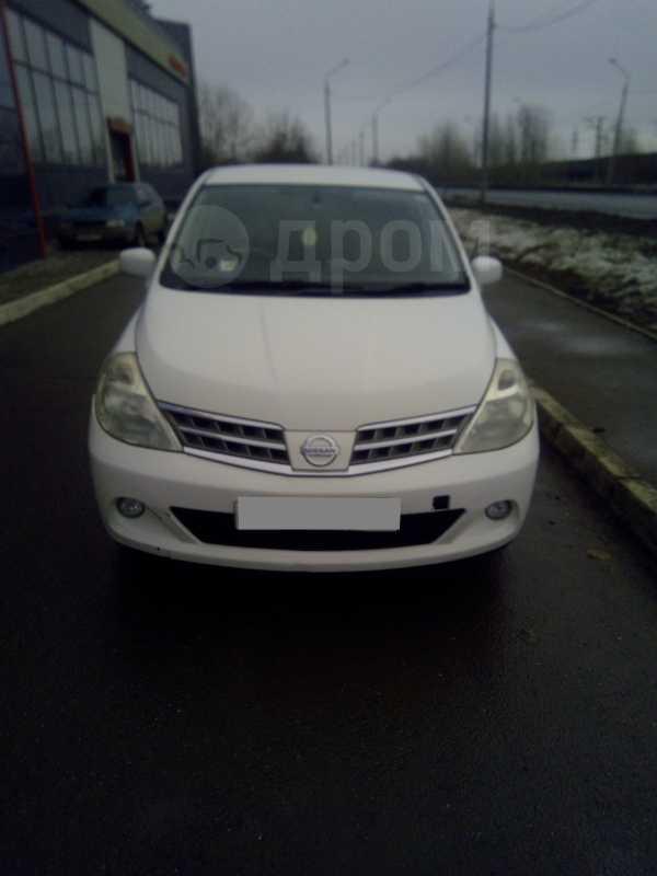 Nissan Tiida Latio, 2008 год, 299 000 руб.