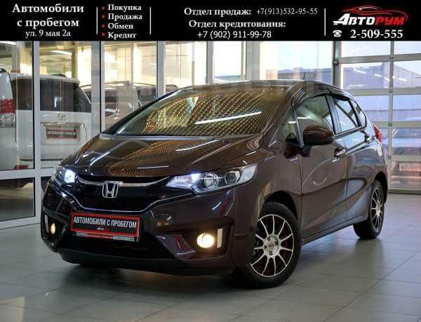 Honda Fit, 2016 год, 697 000 руб.