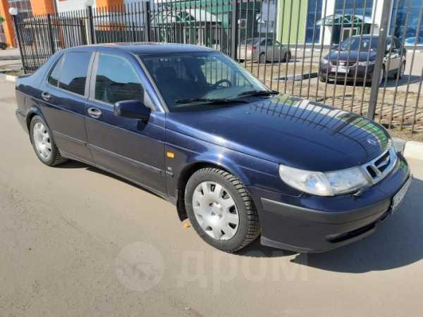Saab 9-5, 1998 год, 180 000 руб.