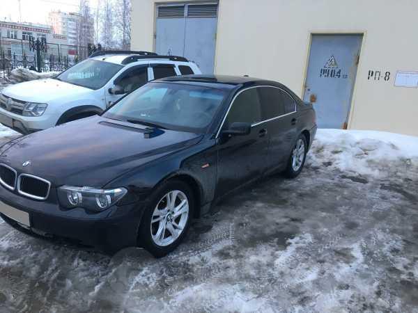 BMW 7-Series, 2004 год, 545 000 руб.