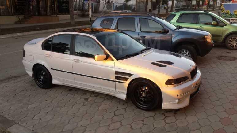 BMW 3-Series, 2001 год, 155 000 руб.