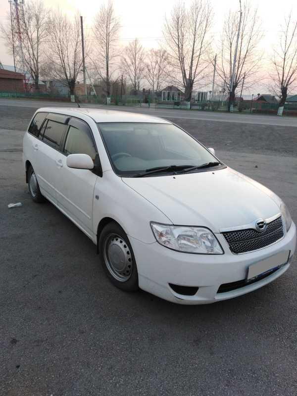 Toyota Corolla Fielder, 2005 год, 355 000 руб.