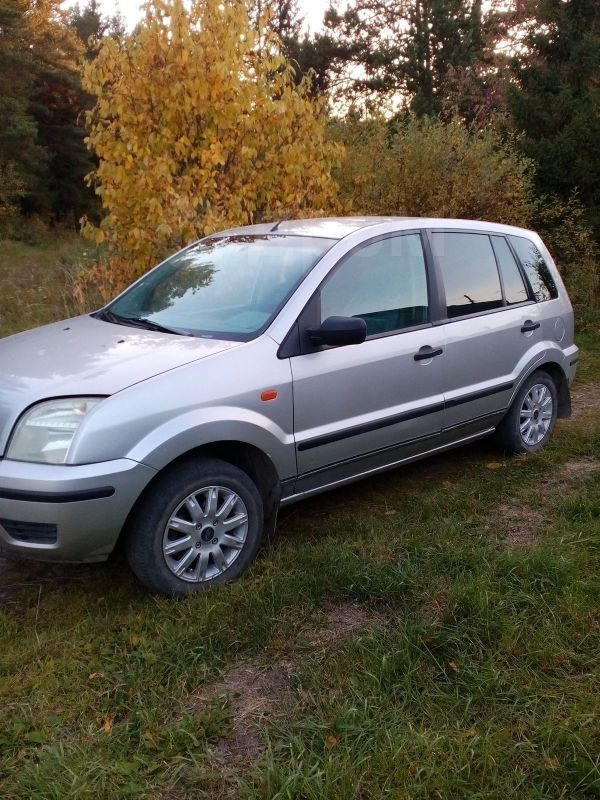 Ford Fusion, 2003 год, 210 000 руб.