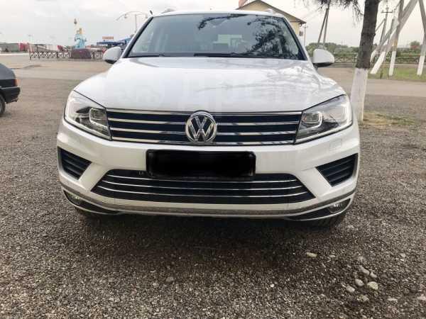 Volkswagen Touareg, 2015 год, 2 350 000 руб.