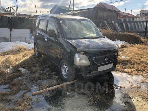 Suzuki Wagon R Plus, 1999 год, 55 000 руб.