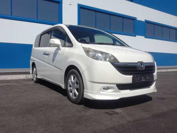 Honda Stepwgn, 2007 год, 390 000 руб.