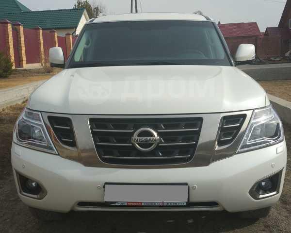 Nissan Patrol, 2015 год, 2 800 000 руб.
